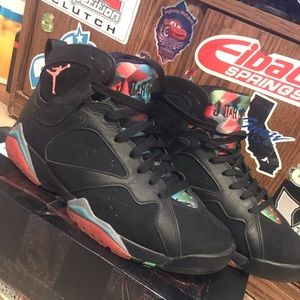 Jordan 7's Barcelona Nights